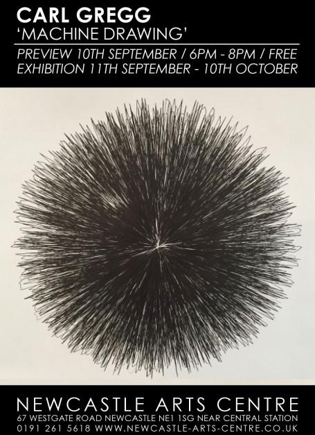 Carl Gregg 'Machine Drawing'