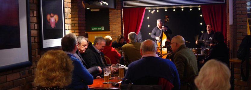 February Jazz Cafe Programme