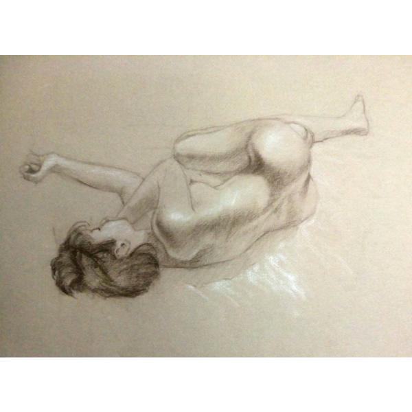 Life Drawing (September)