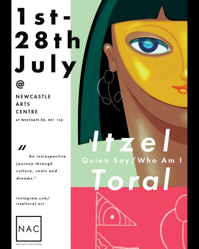 Itzel-Toral-Exhibition-Quien-Soy-Who-Am-I-Newcastle-Arts-Centre