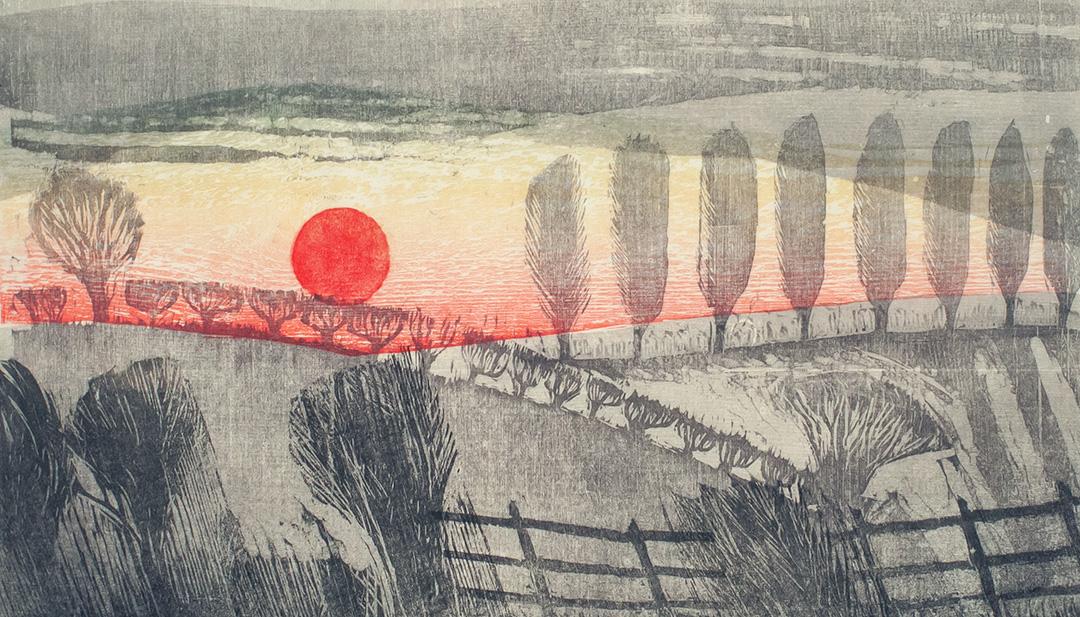 Joanna Bourne print