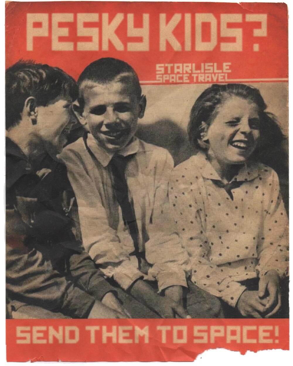 Pesky-Kids-Poster-Jed-Buttress