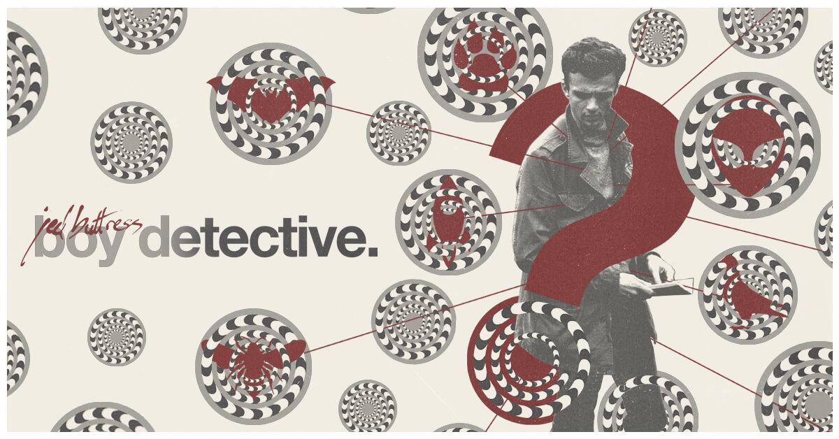 Boy-Detective poster